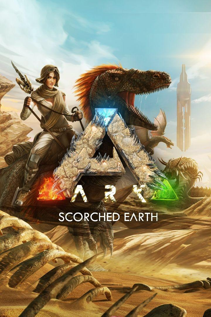ARK: Scorched Earth Expansion Pack