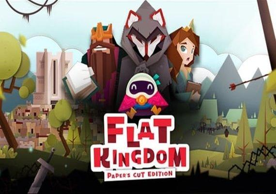 Flat Kingdom: Paper's Cut Edition