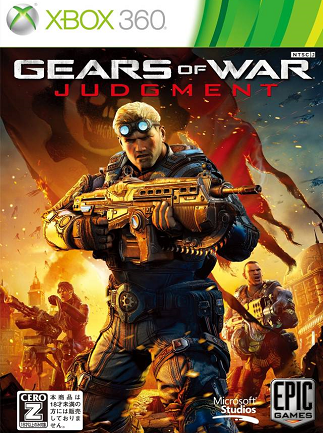 Gears of War: Judgment Xbox One