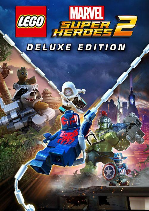 Lego: Marvel Super Heroes 2 - Deluxe Edition