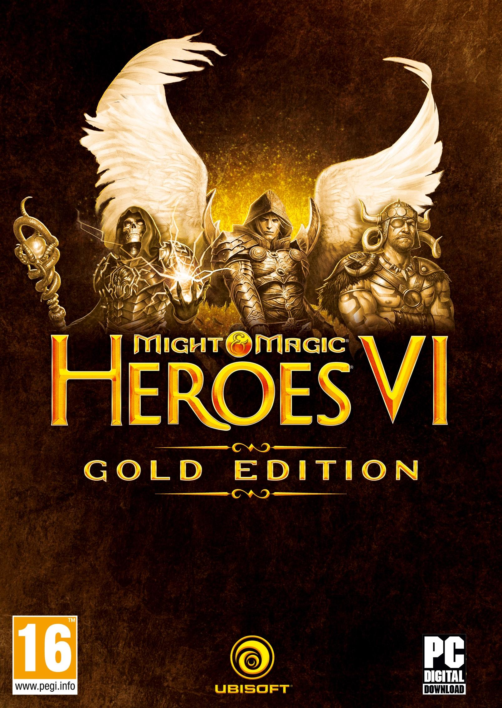 Might and Magic: Heroes VI - Gold Edition