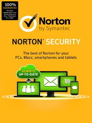 Norton Security 1 Device 1 Year Symantec