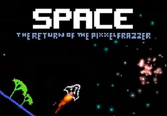 Space: The Return Of The Pixxelfrazzer