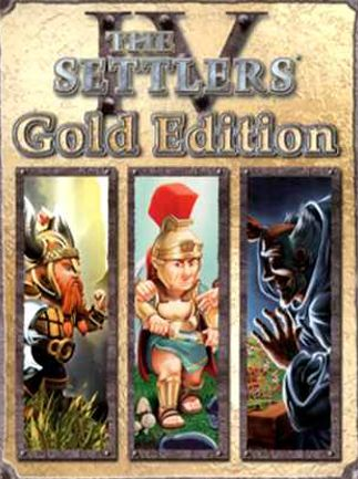 The Settlers 4 - Gold Edition