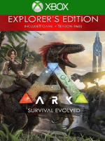 ARK: Survival Evolved Explorer's Edition