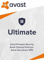 Avast Ultimate 1 Device 1 Year