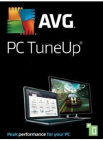 AVG PC TuneUp 3 Users 1 Year