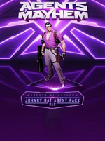 Agents of Mayhem - Johnny Gat Agent Pack DLC