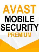 Avast Mobile Security Premium (Android) 1 Device, 1 Year - Avast Key
