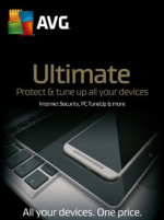 AVG Ultimate - 10 Devices 1 Year AVG