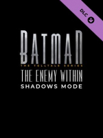 Batman - The Enemy Within Shadows Mode