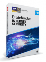 Bitdefender Internet Security (5 Devices, 3 Years)