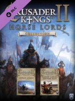 Crusader Kings II - Horse Lords Collection