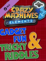 Crazy Machines: Elements - Gadget Fun & Tricky Riddles