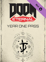 DOOM Eternal - Year One Pass Bethesda