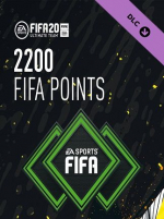 FIFA 20 Ultimate Team FUT 2 200 Points