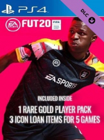 FIFA 21 - 1 Rare Players Pack & 3 Loan ICON Pack