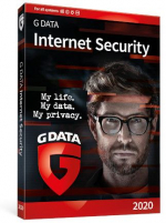 G Data Internet Security 3 Devices 1 Year - MULTIDEVICE