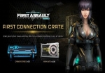 Ghost in the Shell: Stand Alone Complex - First Assault Online - First Connection Crate