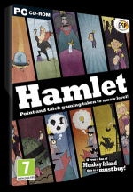 Hamlet or the Last Game without MMORPG Features, Shaders or Product Placement