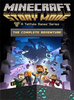 Minecraft: Story Mode - The Complete Adventure (Episodes 1-8)