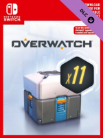 Overwatch 11 Loot Boxes