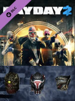 PAYDAY 2: E3 2016 Mask Pack