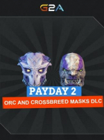 PAYDAY 2: Orc and Crossbreed Masks