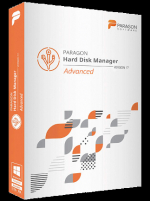 Paragon Hard Disk Manager 17 (1 Device, 1 Year) - Paragon Software