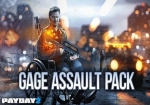 Payday  2 - Gage Assault Pack