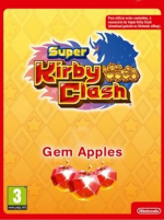 Super Kirby Clash Currency 1000 Gem Apples  Nintendo
