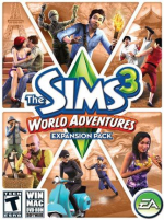 The Sims 3 World Adventures thesims3.com Key