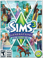 The Sims 3: Generations thesims3.com Key