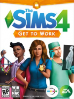 The Sims 4: Get to Work - Xbox One