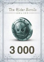 The Elder Scrolls Online Crown Pack 3 000 Coins - TESO