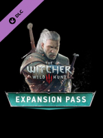 The Witcher 3: Wild Hunt - Expansion Pass - Gift Steam -