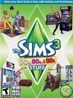 The Sims 3 70s, 80s, & 90s Stuff