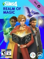 The Sims 4: Realm of Magic     (  )