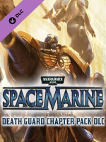 Warhammer 40,000: Space Marine - Death Guard Champion Chapter Pack